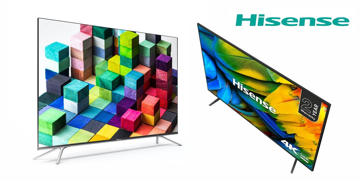 HISENSE TV UHD LED 75