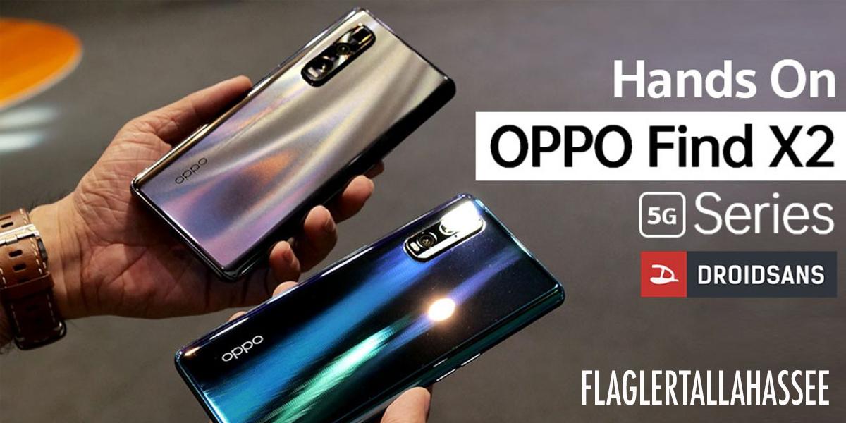 สุดยอดนวัตกรรมจอจาก OPPO Find X2 5G และ OPPO Find X2 Pro 5G