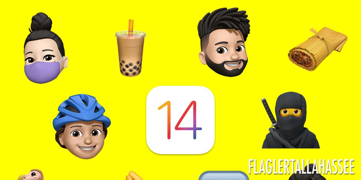หมดปัญหาเวลาเลือก emoji เพราะ iOS14 ตอบโจทย์ความต้องการ