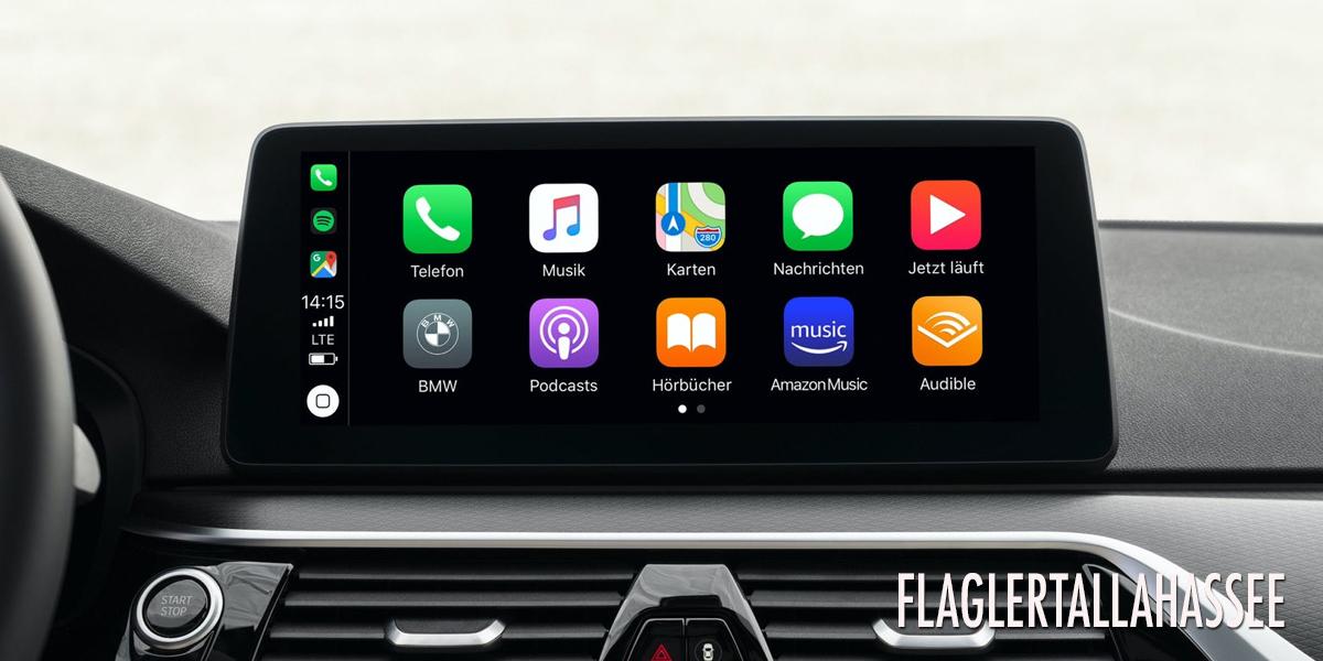 iOS Apple car play