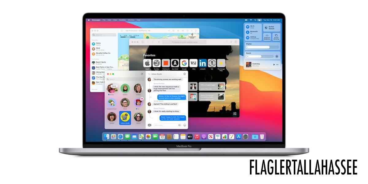 mac OS ต่างจาก iOS ไหม