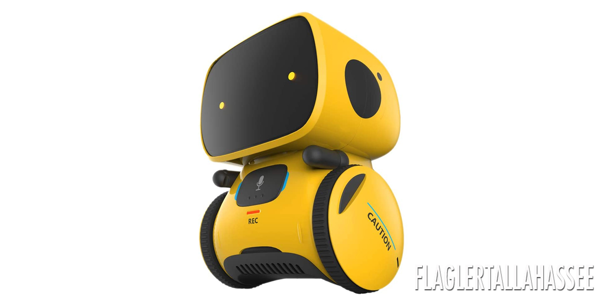 G TO YOU SMART ROBOT YELLOW