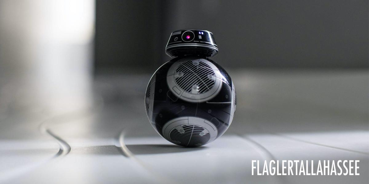 SPHERO BB-9 VD01ROW หุ่นยนต์อัจฉริยะ