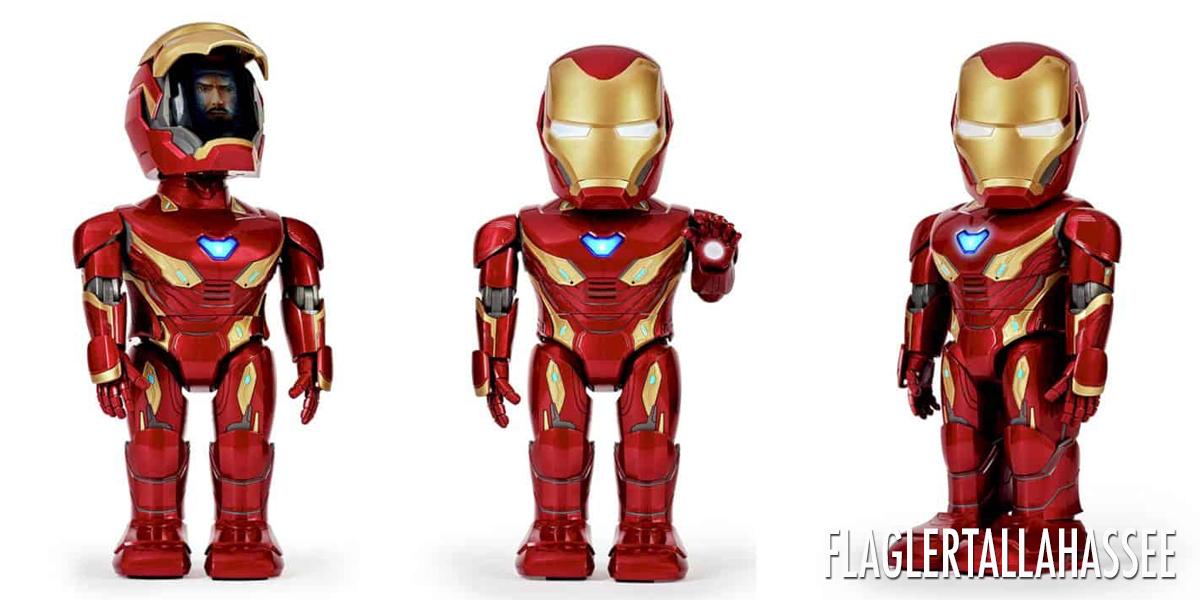 UBTECH MK50 Robot Iron Man