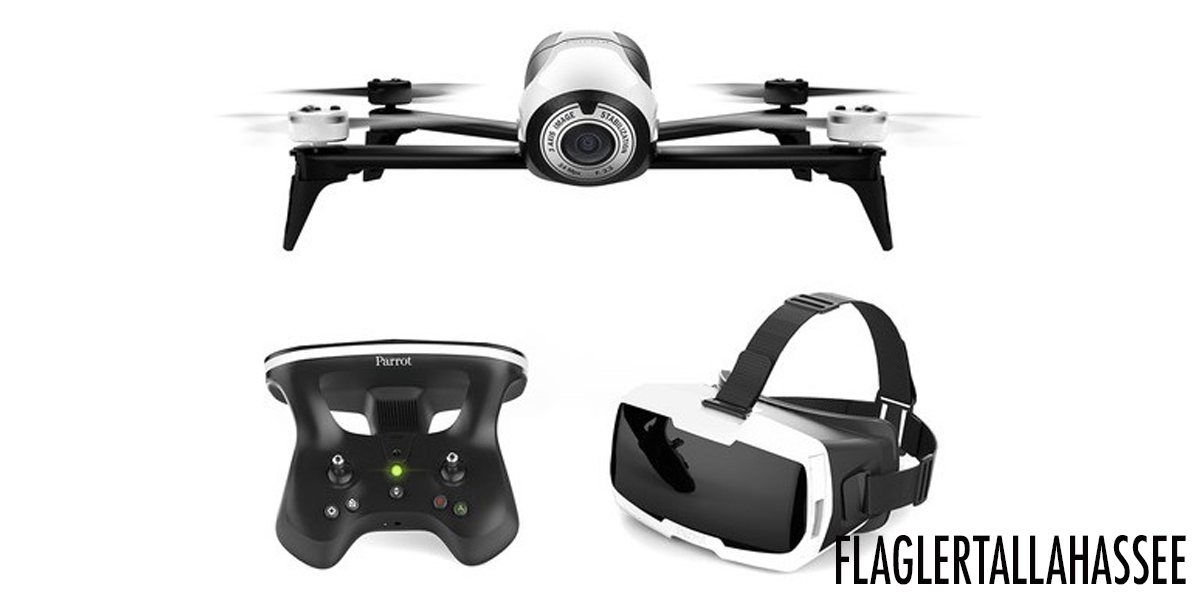 Parrot Bebop 2 FPV, Sky Controller 2 และ Cockpit Glass