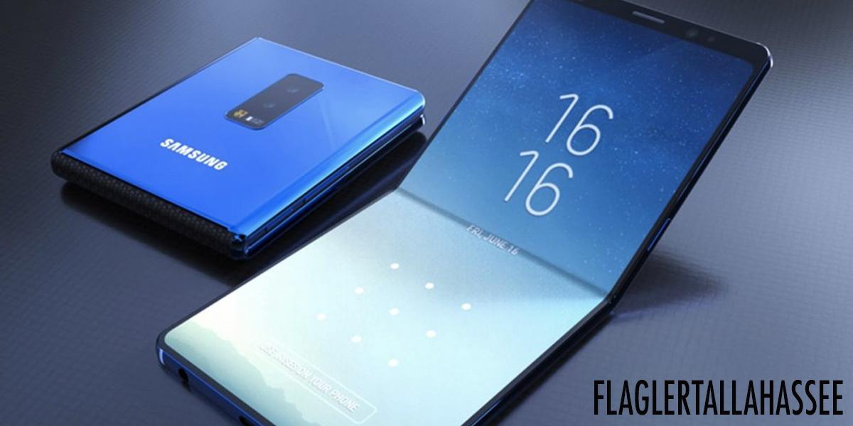 สมาร์ทโฟนพับได้ของ Samsung แทนที่ Galaxy