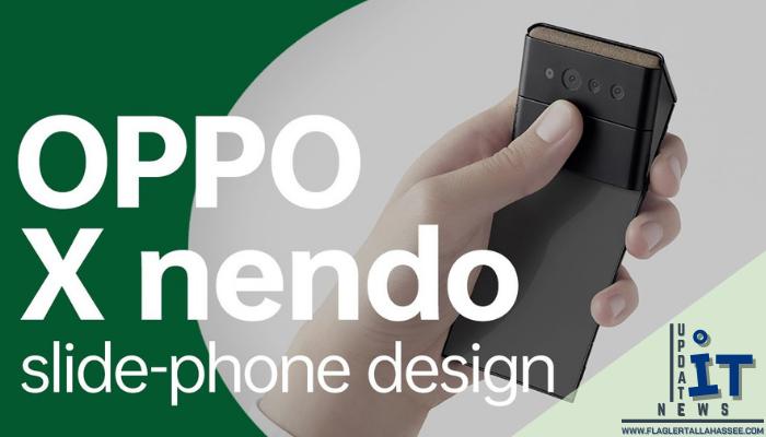 สมาร์โฟน สไลด์ 4 ระดับ Oppo x nendo Oppo ทำเก๋อีกแล้ว เนื่องจากได้ทำการ ผลิตสมาร์ทโฟนแบบจอสไลด์ที่ครั้งนี้สไลด์ได้ถึง 4 ระดับ ด้วยกัน