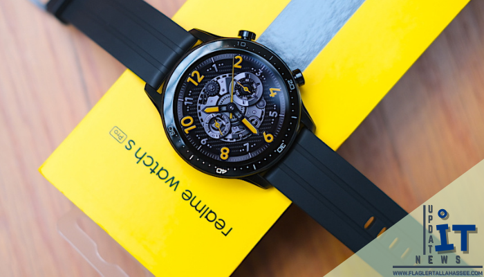 realme Watch S Proสมาร์ทวอทช์ สมาร์ทวอทช์ รุ่นไหนดี เพราะตอนนี้สมาร์ทวอทช์ เริ่มเข้ามามีบทบาทในชีวิตประจำวันของเรามากขึ้นเรื่อย ๆ