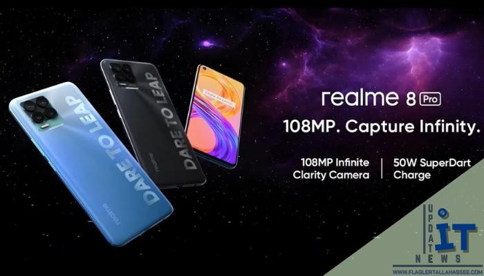 โทรศัพท์มือถือรุ่น Realme 8 และ Realme 8 Pro ที่มาพร้อมกับสเปคของเครื่องที่มีความแตกต่างจากเดิม โดยมีการเปลี่ยนแปลงดีไซน์ออกแบบใหม่