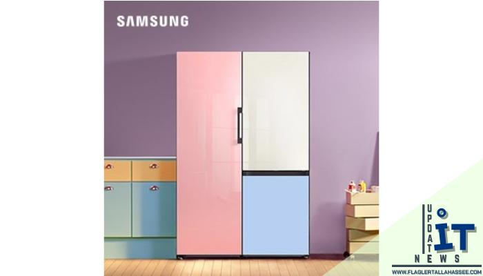 ซัมซุง BESPOKE ตู้ใหม่ดีไซน์ใหม่สำหรับคนชอบแต่งบ้าน  อย่างที่หลายคนรู้ ซัมซุงเป็นบริษัทที่เริ่มต้นมาด้วยการทำอุปกรณ์เครื่องใช้ไฟฟ้าภายในบ้าน